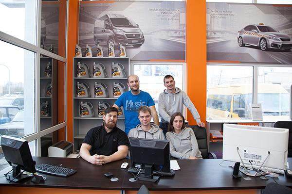 СТО в Купчино: наша команда
